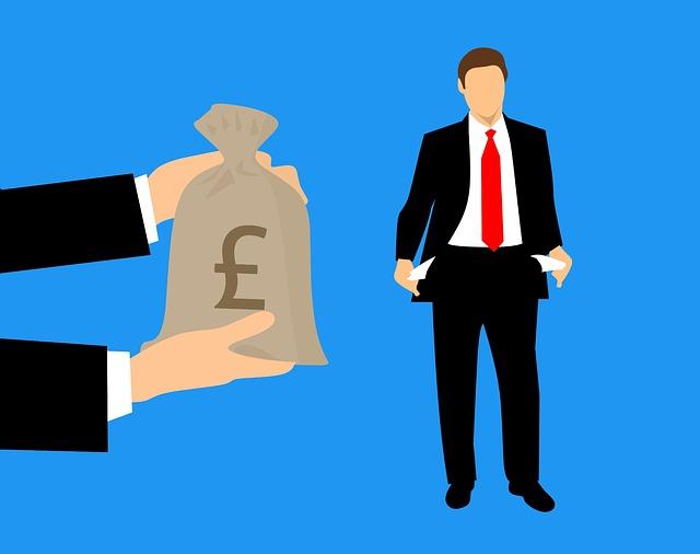 finanční dar