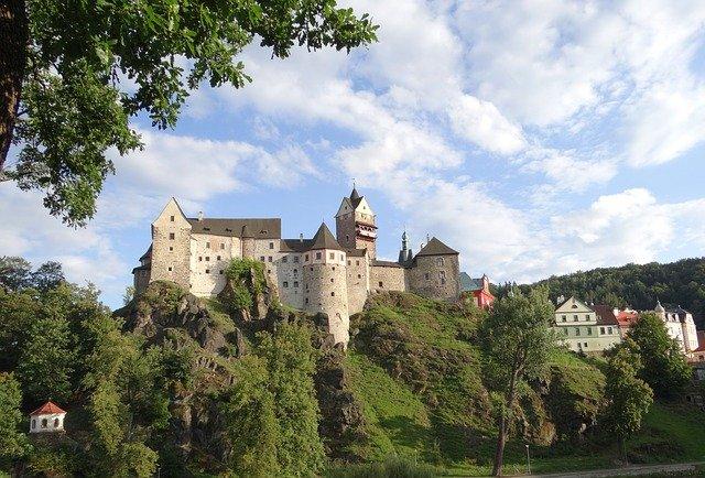hrad u skal