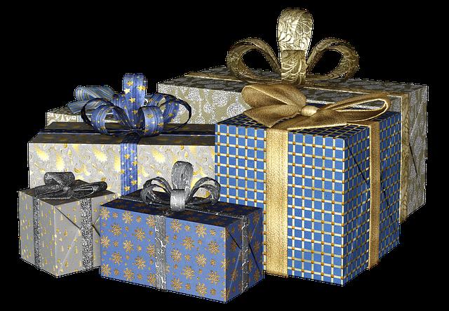 S balící službou jsou Vánoce snadné