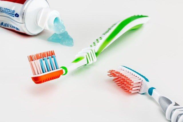 Zaměřeno na zubní pasty