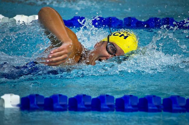 Bazén vyžaduje speciální vybavení