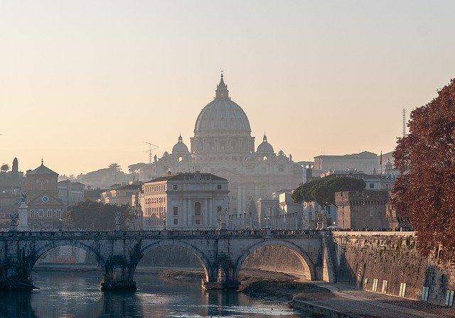 Pozor na zákazy v Římě