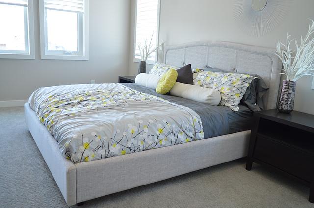 Pohodlná postel