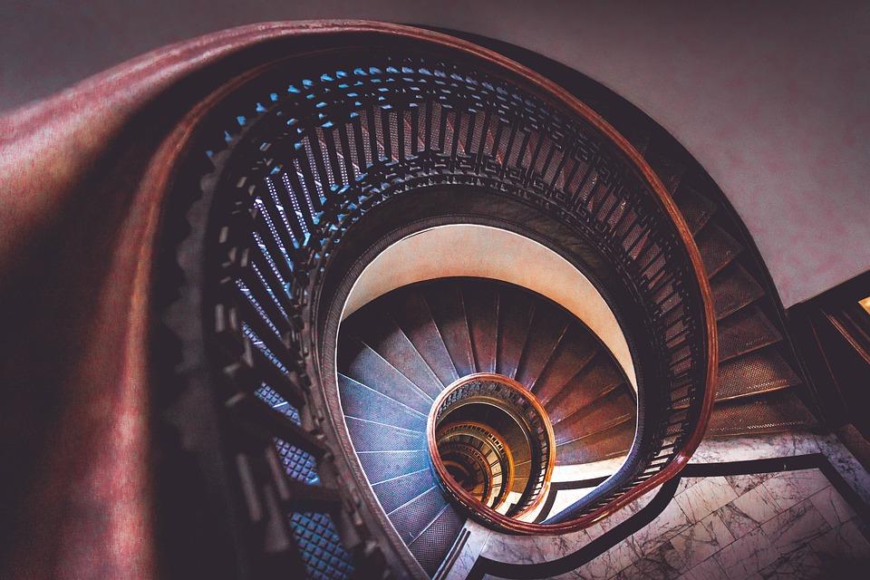 Který typ schodiště je nejbezpečnější?